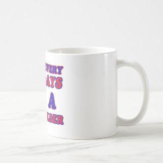 365 day am a year older classic white coffee mug