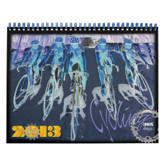 365 Days of Cycling Calendars