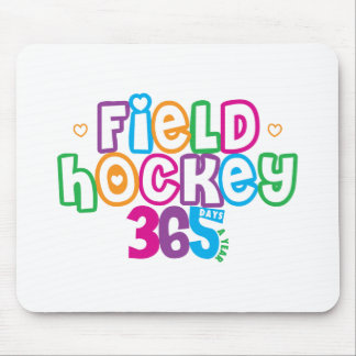 365 Field Hockey Mouse Pad