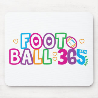 365 Football Mouse Pad