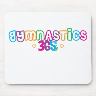 365 Gymnastics Mouse Pad