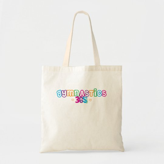 365 Gymnastics Tote Bag