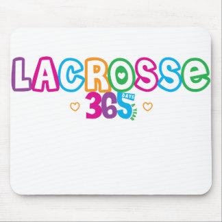 365 Lacrosse Mouse Pad