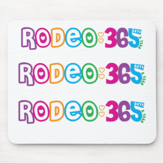 365 Rodeo Mouse Pad