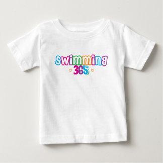 365 Swimming Baby T-Shirt