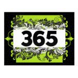 365 TARJETA POSTAL