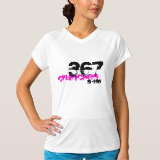 367 crunches a day T-Shirt