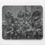 369o Guardia Nacional Harlem Hellfighters de Nueva Tapetes De Ratones
