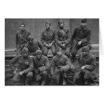 369o Guardia Nacional Harlem Hellfighters de Nueva Felicitacion