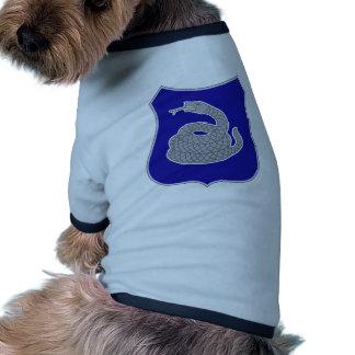 369th Infantry Regiment Dog Clothing