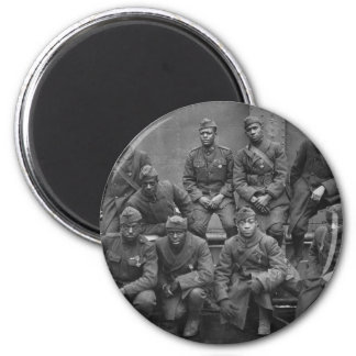 369th New York National Guard Harlem Hellfighters Magnet