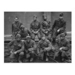 369th New York National Guard Harlem Hellfighters Post Card