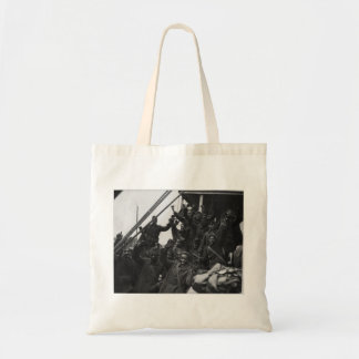 369th New York National Guard Infantry Regiment Canvas Bags