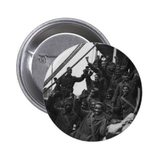 369th New York National Guard Infantry Regiment Pinback Buttons