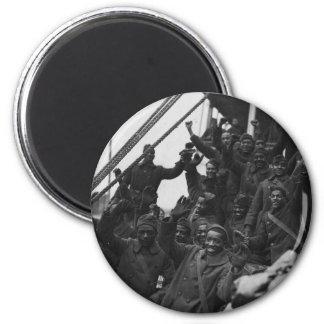 369th New York National Guard Infantry Regiment Fridge Magnet
