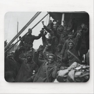 369th New York National Guard Infantry Regiment Mouse Pad