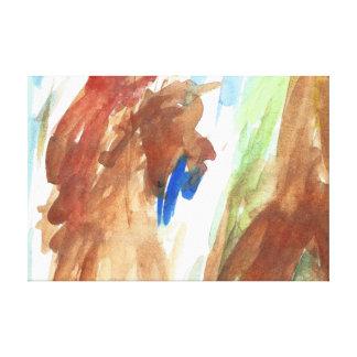 "36.46"" x 24.73"" CustomPremium Wrapped Canvas (Glos Canvas Print"