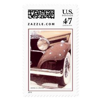 '36 Benz 1' Postage