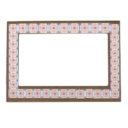 36 Choice Shades Patterns Sparkles Borders Magnetic Frame