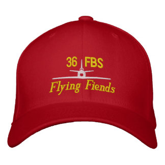36 FBS Golf Hat Embroidered Hat
