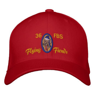 36 FBS Golf Hat Embroidered Hats
