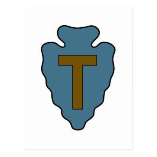 36.o División de infantería Tarjetas Postales