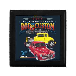 36.o Publicación anual TAN Rod y club del automóvi Caja De Regalo