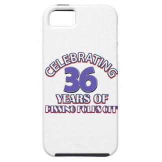 36.os diseños del cumpleaños iPhone 5 fundas