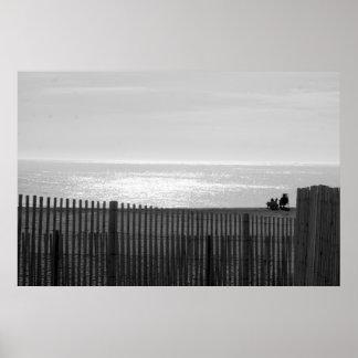 36 x 24 posters de la playa acogedor