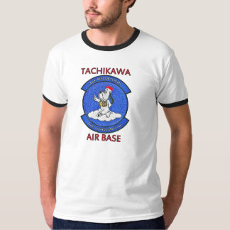 36th air rescue Tachikawa air base japan T-Shirt