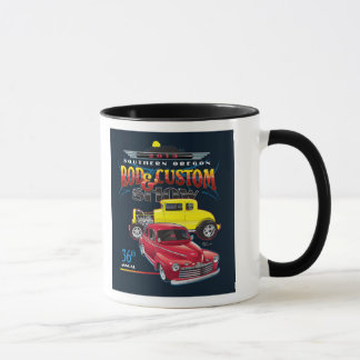 36th Annual SO Rod & Custom Show Automobile Club Mug