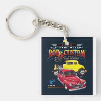 36th Annual SO Rod & Custom Show Keychain