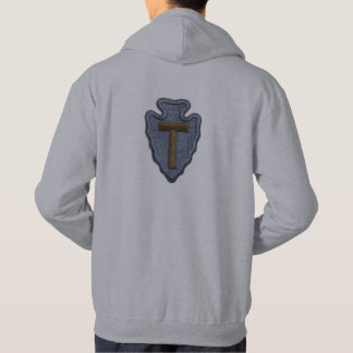 36th ID infantry division veterans vets Hoodie