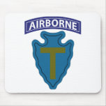 36th Infantry Division - Airborne Mousepad