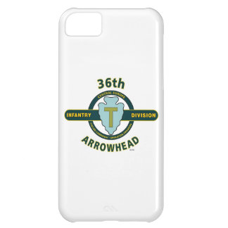 "36TH INFANTRY DIVISION ""ARROWHEAD-TEXAS"" CASE FOR iPhone 5C"
