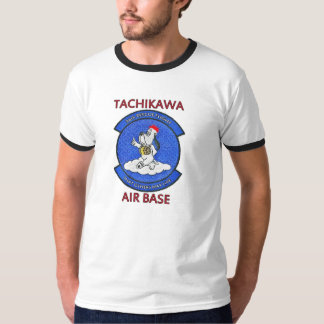 36th rescue squadron Tachikawa AB Japan T-Shirt