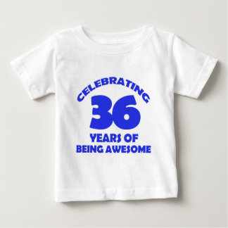 36TH year old designs Baby T-Shirt