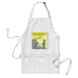 370 worlds greatest salesman cartoon adult apron