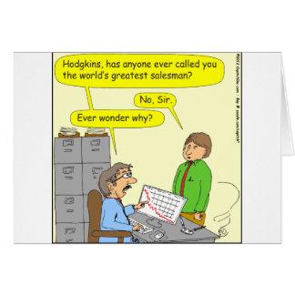370 worlds greatest salesman cartoon greeting card