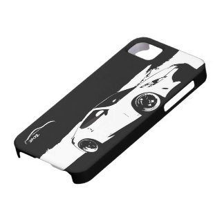 370Z Side View iPhone SE/5/5s Case