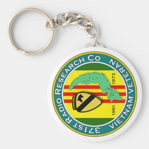 371o RRC 1 - ASA Vietnam Llaveros Personalizados