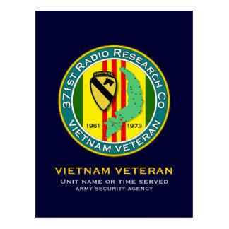371o RRC 1 - ASA Vietnam Tarjeta Postal