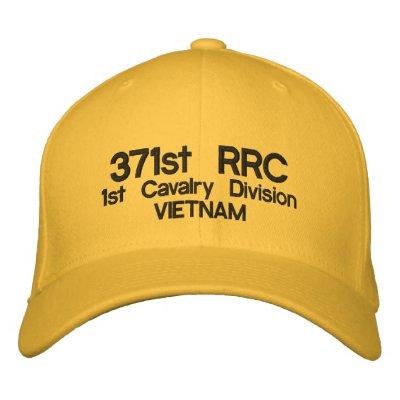 371o RRC - Vietnam Gorra De Béisbol Bordada