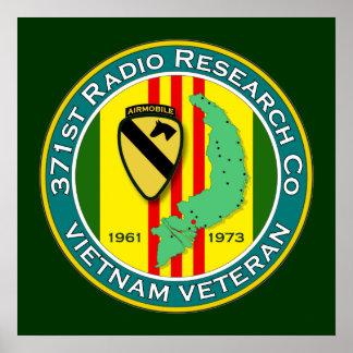 371st RRC 1 - ASA Vietnam Poster