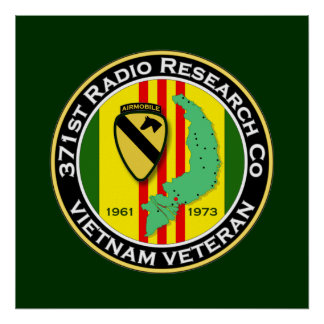 371st RRC 2 - ASA Vietnam Print
