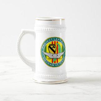 371st RRC PLB 1 - ASA Vietnam Beer Stein