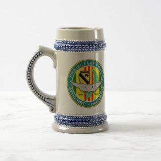 371st RRC PLB 2 - ASA Vietnam Beer Stein