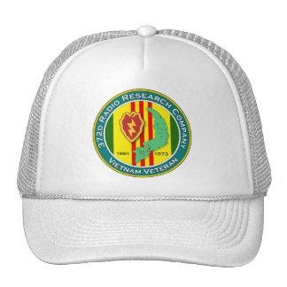 372d RRC - ASA Vietnam Mesh Hat