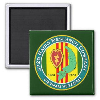 372d RRC - ASA Vietnam Refrigerator Magnets