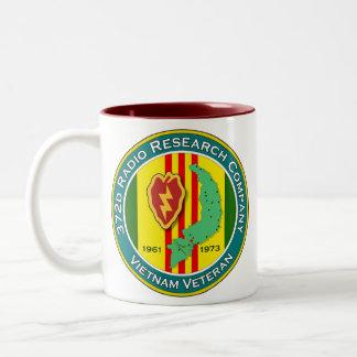 372d RRC - ASA Vietnam Mugs